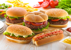 Pendle Frozen Foods: burger buns