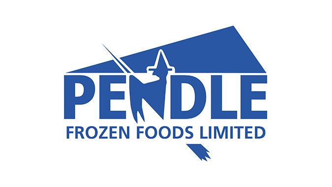 Pendle Frozen Foods: Logo