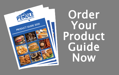 Pendle Frozen Foods: Product guide link
