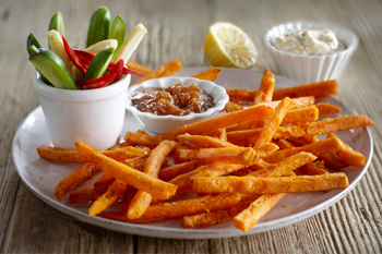 Pendle Frozen Foods: Sweet potato fries