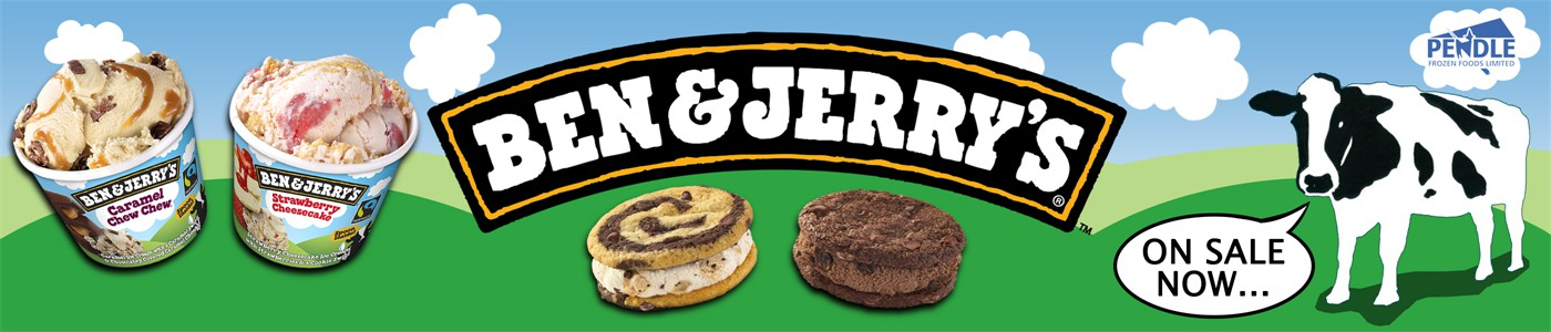 Summer Slider - Ben & Jerry's Ice Cream